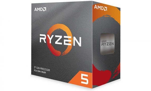 Amd-p Amd Ryzen 5 3500x 6 Core Am4 Cpu 3.6ghz 3mb 65w W/wraith Stealth  100-100000158BOX