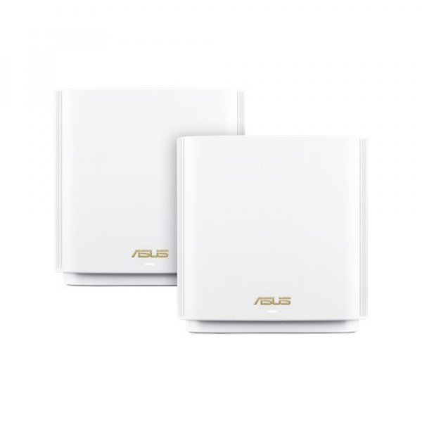 Asus Zenwifi Xt8 Ax6600 Wifi 6 Tri-band Whole-home Mesh Routers White  XT8 (W-2-PK)