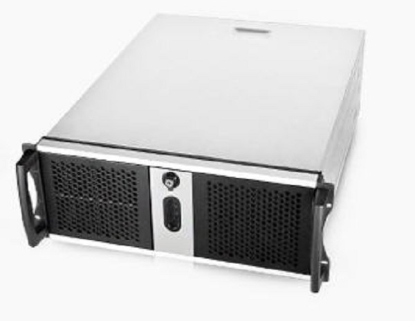 Chenbro Rm42300 Black 4u Rackmount Case No Psu 2x Usb 2.0 External 3x 5.2 CSPC-423B.