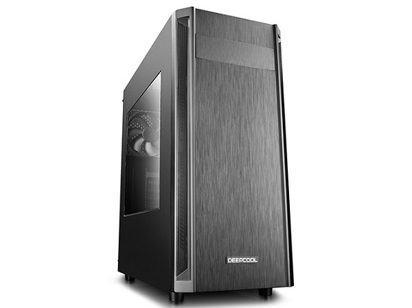 Deepcool D-shield V2 Atx Pc Case Houses Vga Card Up To 370mm 1xpr DP-ATX-DSHIELD-V2