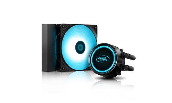 Deepcool Gammaxx L120t Blue Intel Lga1366/115x/1200 Amd Am4 Am3+  DP-H12RF-GL120TB