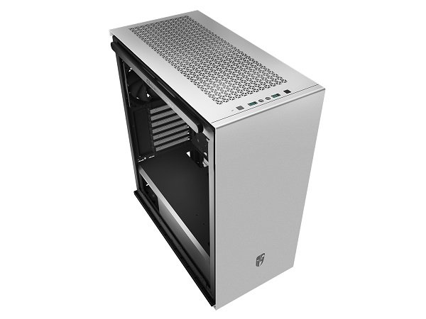 Deepcool Macube 310p Wh Tempered Glass Case White Usb3.02 7+2 Slo GS-ATX-MACUBE310P-WHG0P