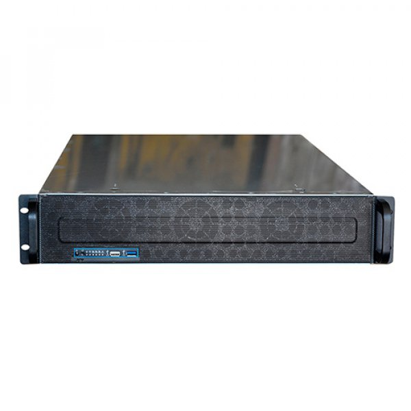 TGC Rack Mountable Server Chassis 2u 650mm Depth 9x 3.5in Int Bays 7 X TGC-H2-650