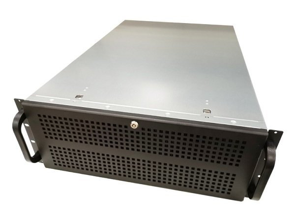 TGC Rack Mountable Server Chassis 4u 650mm Depth 3x Ext 5.25' Bays 10 TGC-44650