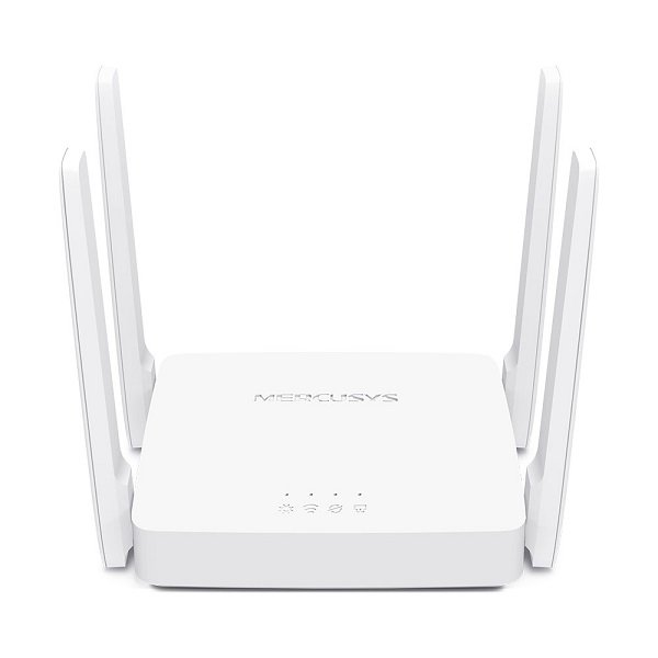 TP-Link Mercusys Ac1200 Wireless Dual Band Router 867 Mbps  5ghz 300 Mbps AC10