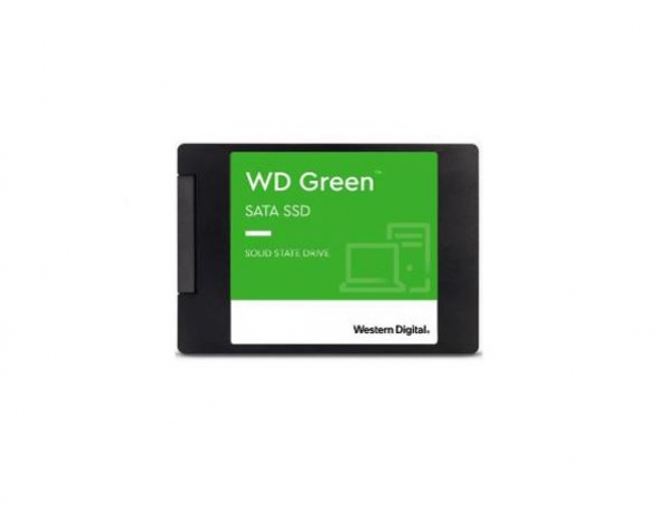 Wd Western Digital Green 120gb 2.5in Sata Ssd 545r/430w Mb/s 40tbw 3d WDS120G2G0A-