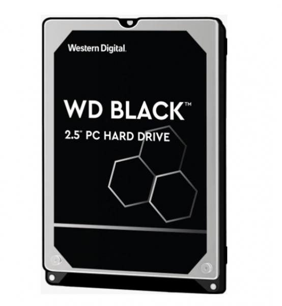Western Digital Wd Black 500gb 2.5in Hdd Sata 6gb/s 7200rpm 64mb Cache Smr Tech Fo WD5000LPSX