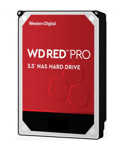 Western Digital Wd Red Pro 18tb 3.5in Nas Hdd Sata3 7200rpm 512mb Cache 24x7 Naswa WD181KFGX