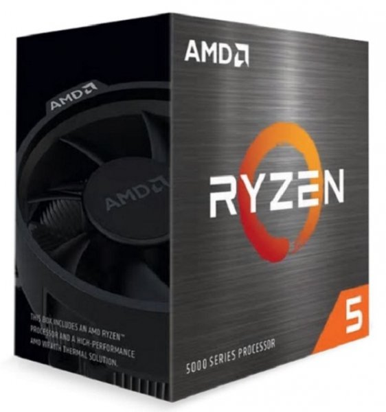 Amd Ryzen 5 5600x Zen 3 up to 4.6ghz 100-100000065BOX