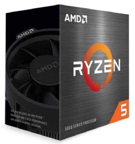 Amd Ryzen 5 5600x Zen 3 up to 4.6ghz 100-100000065BOX