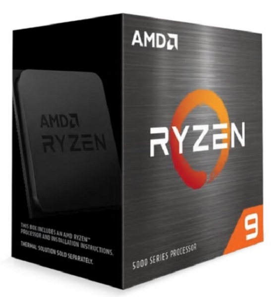 Amd Ryzen 9 5900x Zen 3 up to 4.8ghz 100-100000061WOF