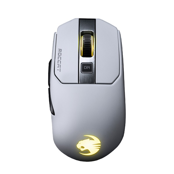 Roccat Mouse Kain 202 Aimo White ROC-11-615-WE
