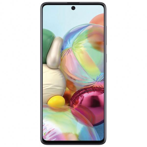 Samsung Galaxy A71 128gb Silver - 6.7