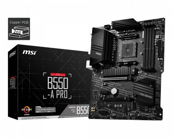 Msi B550-A PRO Atx Motherboard