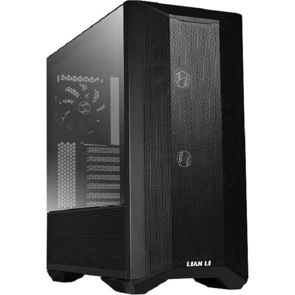 Lian-li Lancool Mesh Performance Tempered Glass Atx Case Black LAN2MPX