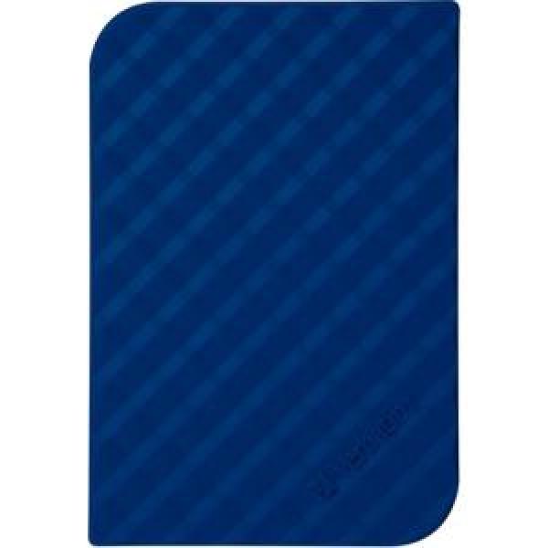 Verbatim Store 'N' Go Portable Hard Drive 2.5in 1TB USB 3.0 - Blue External Portable (53200)
