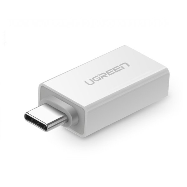 Ugreen Usb 3.1 Type-c Superspeed To Usb3.0 Type-a Female Adapter (30155)