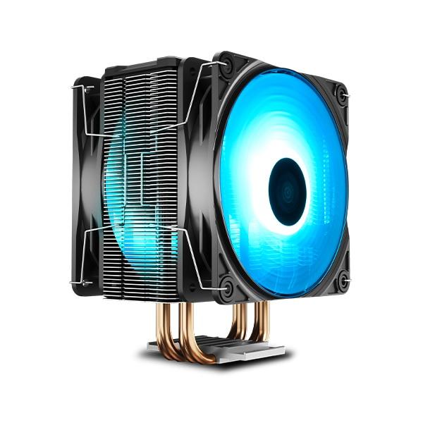 Deepcool Gammaxx 400 Pro Multi Socket Cpu Cooler MCH4-GMX400PRO-BL