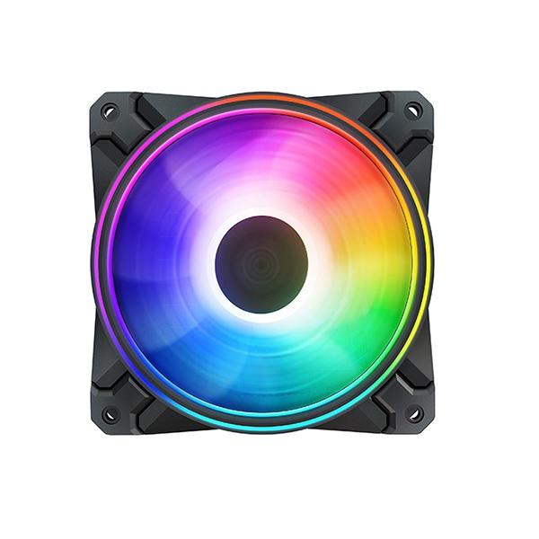 Deepcool 120mm Cf120 Plus Rgb 1800rpm Fan 3 Pack F12-AR-CF120P-3P