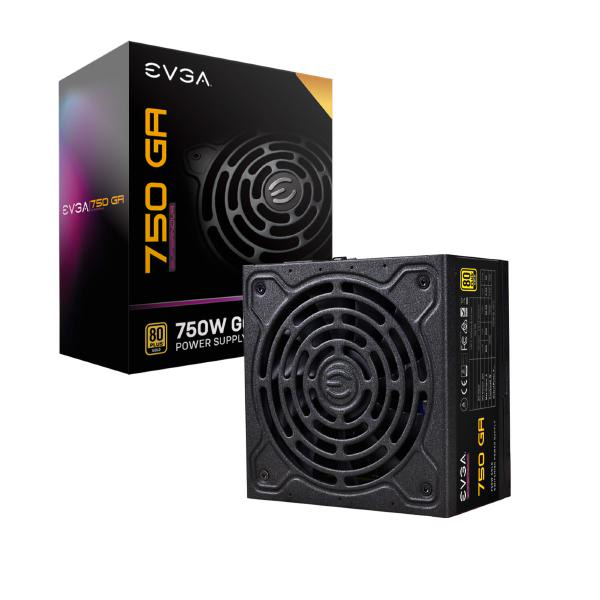 Evga 750w 80+ Gold 92 Supernova Ga 135mm Fan Multip le Rail 220-GA-0750-X4