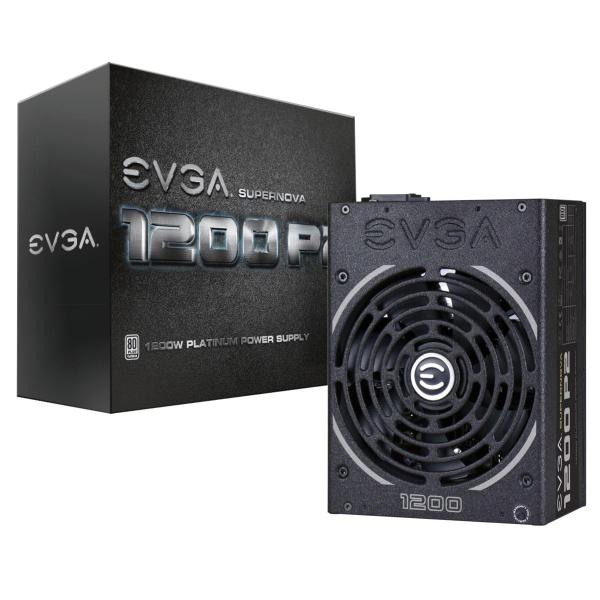 Evga Supernova 1200 P2 80+ Platinum 1200w Fully Modular Power Supply 220-P2-1200-X4