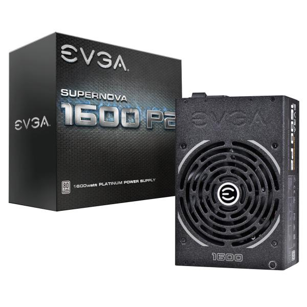 Evga Supernova 1600 P2 80+ Platinum 1600w Fully Modular Power Supply 220-P2-1600-X4