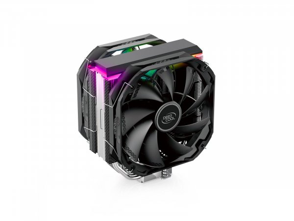 Deepcool As500 Plus Cpu Cooler R-AS500-BKNLMP-G