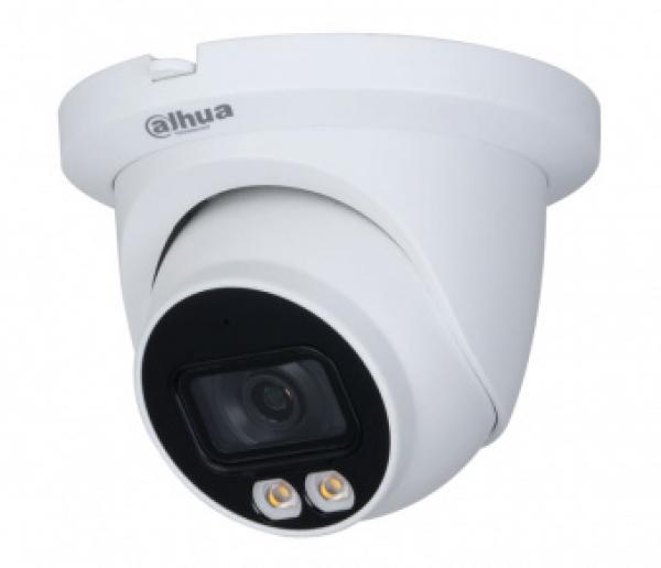 Dahua 4mp Ai Starlight Ip Turret Fixed 2.8 Mm DH-IPC-HDW3449TMP-AS-LED-0280B