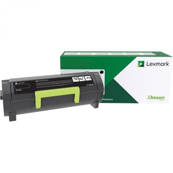 Lexmark   Black Ultra High Toner 25k Ms521 Ms622 Mx522 ( 56f6u0e )
