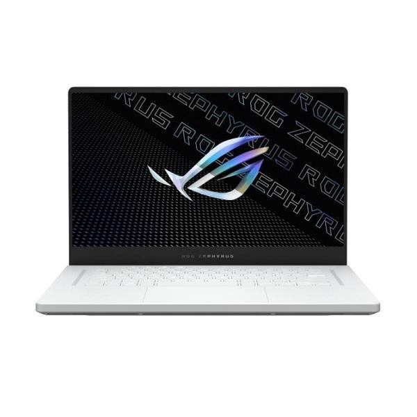 Asus ROG Zephyrus G15 Ryzen 9 15.6in Moonlight White Gaming Laptop GA503QR-HQ017T