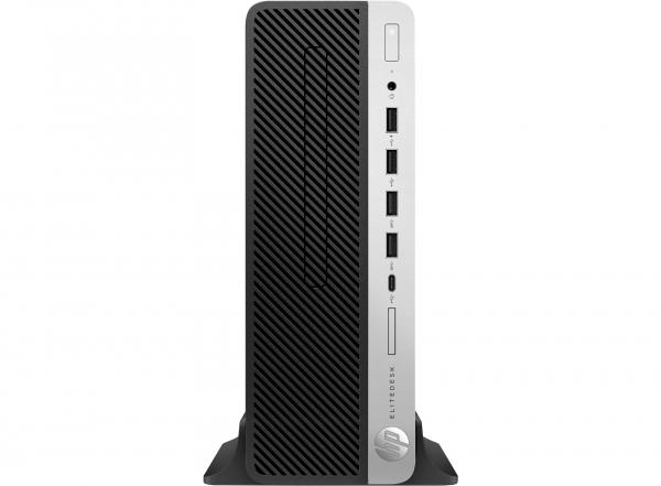 HP 705ed 705 Elitedesk G4 Sff Ryzen 5 Pro 8GB 256GB SSD Computer Desktop (5AH62PA)