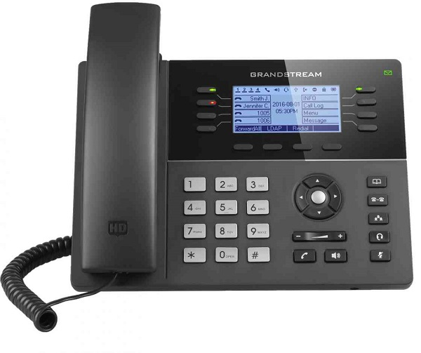 Grandstream GXP1782 8 Line Ip Phone 4 Hd