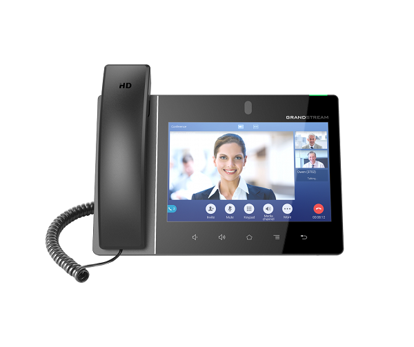 Grandstream GXV3380 Android Ip Phone Colour Touch