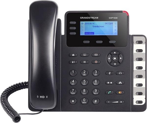 Grandstream GXP1630 Ip Phone Lcd Display Hd