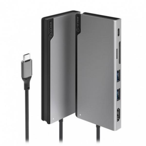 Alogic Ultra Usb-c Dock Uni Sp/grey ULDUNI-SGR