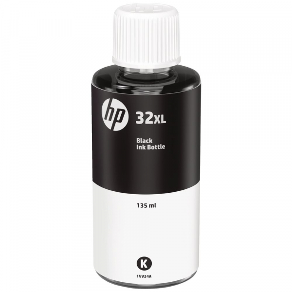 HP 32xl Black Original Ink Bottle 1VV24AA
