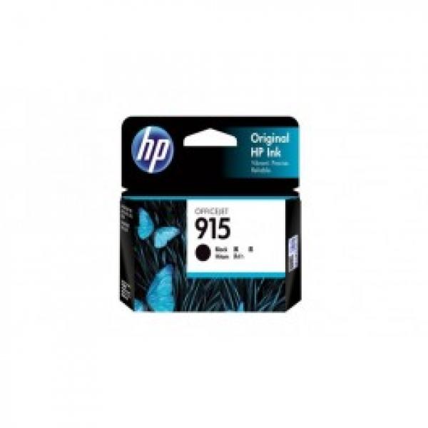 HP 915 Black Original Ink Cartridge 300 Pages 3YM18AA