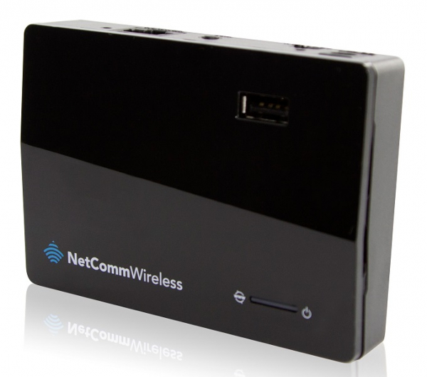 Netcomm 4GM3W 3g/4g Dual Band AC Wifi Router