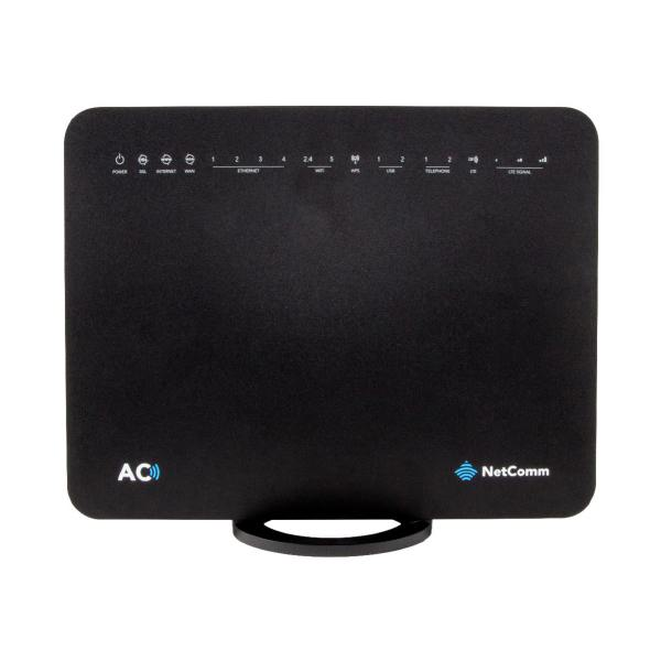 Netcomm NL1901ACV AC1600 4g Lte Hybrid Gateway Dual band Router