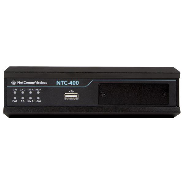 Netcomm NTC-402-02 4g Lte Cat6 M2m Router with Dual SIM