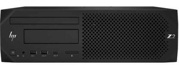 HP Z2S Z2 G4 SFF I7-8700 16GB 256GB SSD Nvidia P620 2GB Computer Desktop (5DX12PA)