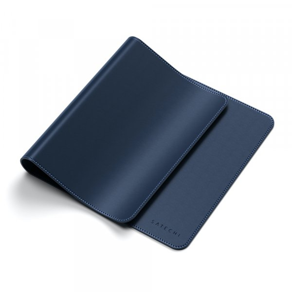 Satechi Eco Leather Deskmate (blue) ST-LDMB