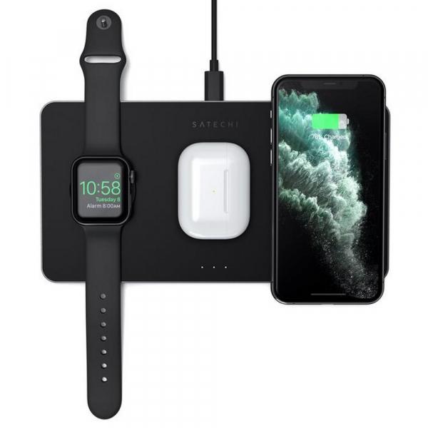 Satechi Trio Wireless Charging Pad ST-X3TWCPM