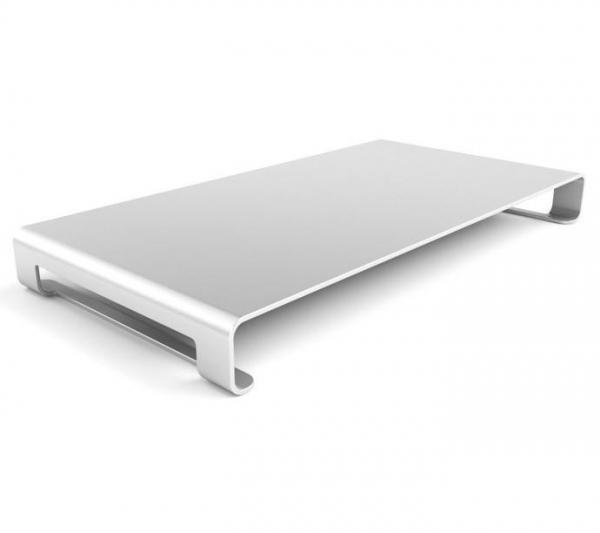 Satechi Slim Monitor Stand - Silver ST-ASMSS