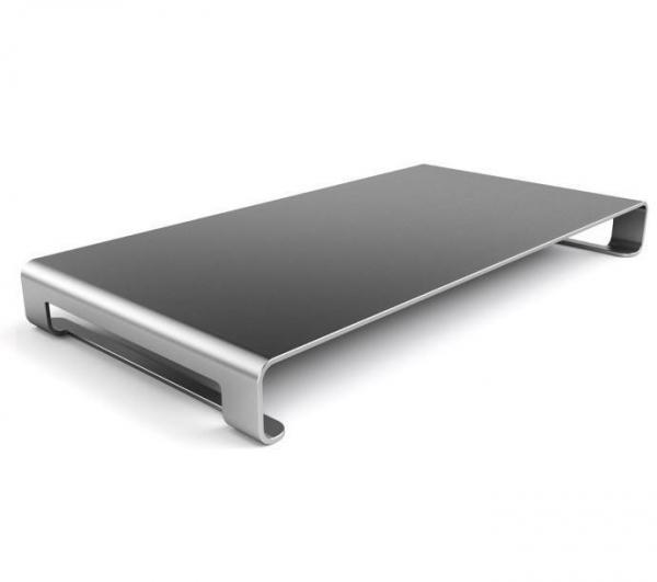 Satechi Slim Aluminium Monitor Stand (space Grey) ST-ASMSM