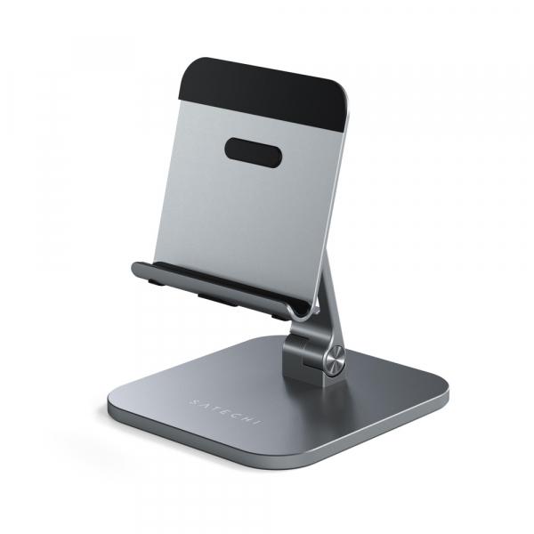 Satechi Aluminum Desktop Stand For Ipad Pro (space Grey) ST-ADSIM