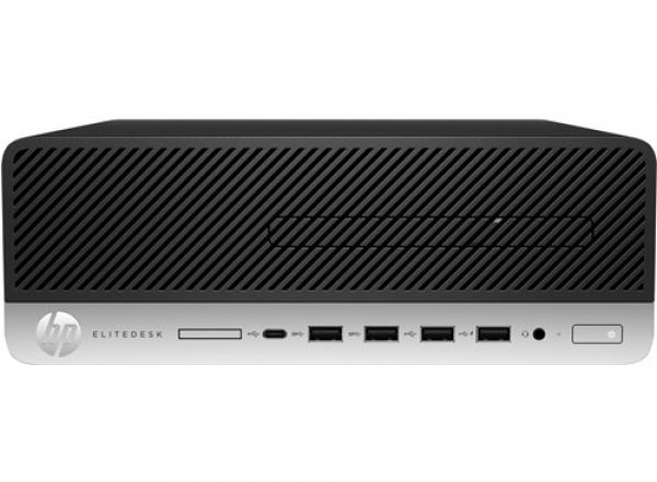 HP 705ed 705 Elitedesk G4 SFF Ryzen 7 Pro 8GB 256GB SSD Computer Desktop (5LR65PA)