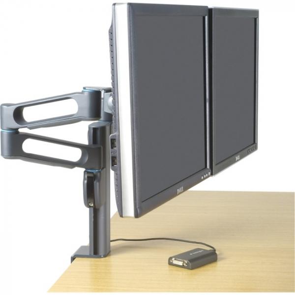 KENSINGTON Smartfit Dual Mount Monitor 60900