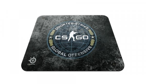 STEELSERIES Qck+ Gaming Mousepad Cs:go Camo 63379
