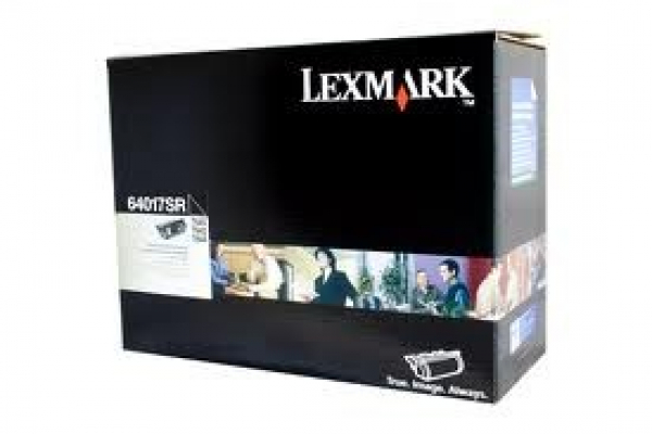 LEXMARK Black (return Program) Toner Yield 6000 64017SR